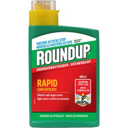 Désherbant total Roundup Rapid 900ml