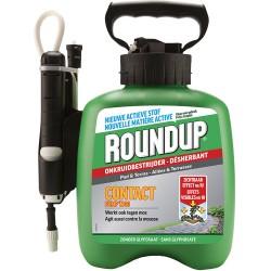 Désherbant Roundup Pump'n go Allées 2,5L