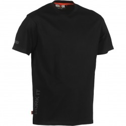 T-Shirt HEROCK CAILLUS noir