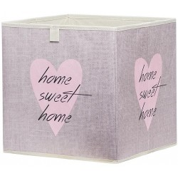 Box de rangement feutrine Heart