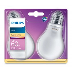 2 Ampoules LED PHILIPS Exact look ~60W