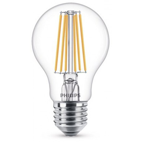 ~75w Poire Ww Nd Ampoule Led Claire Philips 5A4R3jqL