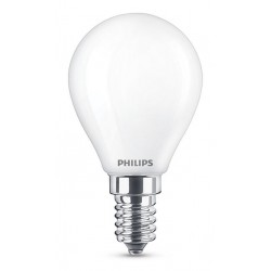 Ampoule Boule LED PHILIPS Mate E14 ~40W WW