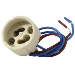 Socket pour ampoule GU10 230V