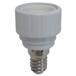 Adaptateur socket GU10-E14