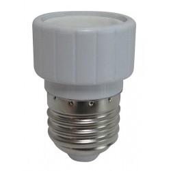Adaptateur socket GU10-E27