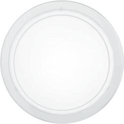 PLANET plafonnier 29cm blanc