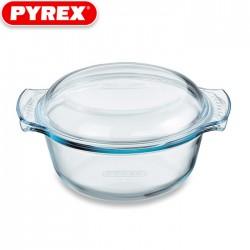Cocotte en verre PYREX Classic 1L