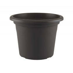 Pot rond VENEZIA 25 anthracite