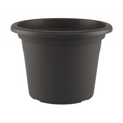 Pot rond VENEZIA 30 anthracite