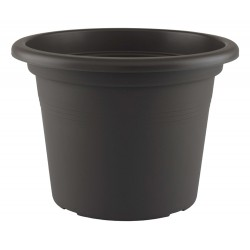 Pot rond VENEZIA 35 anthracite