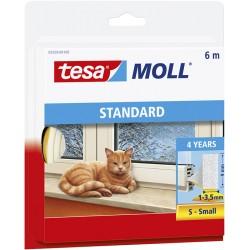 Bourrelet TESA Moll Standard 6m Blanc