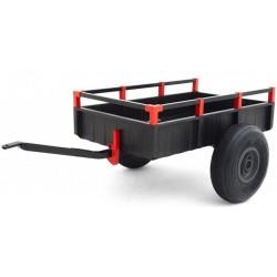 Remorque BERG Large trailer