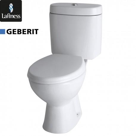 GEBERIT LAFINESS Pack WC Flush