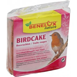 Birdcake Fruits rouges 270gr