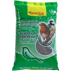 Graines de tournesols pour oiseaux du ciel 15Kg