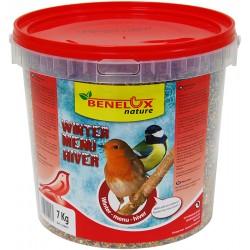Menu hiver pour oiseaux du ciel 7 kg
