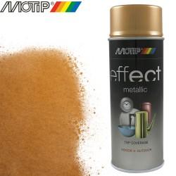 MOTIP DECO EFFECT spray or antique metallique 400 ml