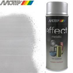 MOTIP DECO EFFECT spray argent alu 400 ml