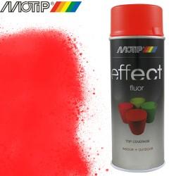 MOTIP DECO EFFECT spray orange fluo 400 ml