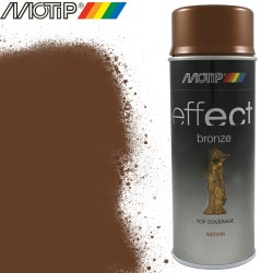 MOTIP DECO EFFECT spray or antique mat 400 ml