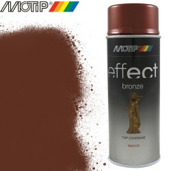 MOTIP DECO EFFECT spray cuivre mat 400 ml