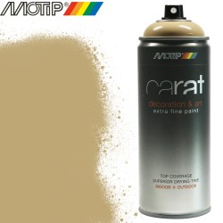 MOTIP CARAT spray beige 400 ml