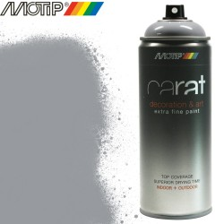 MOTIP CARAT spray gris argent 400 ml