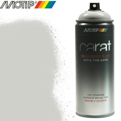 MOTIP CARAT spray blanc papyrus 400 ml