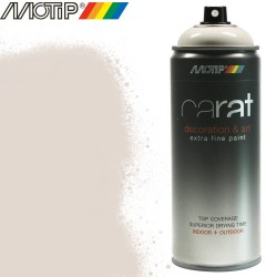 MOTIP CARAT spray blanc creme 400 ml