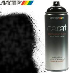 MOTIP CARAT spray noir fonce 400 ml
