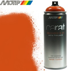 MOTIP CARAT spray orange signalisation 400 ml