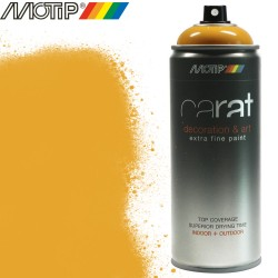 MOTIP CARAT spray jaune melon 400 ml