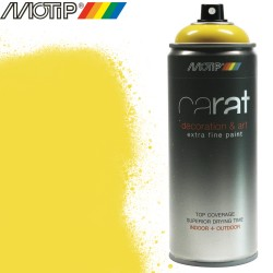 MOTIP CARAT spray jaune colza 400 ml