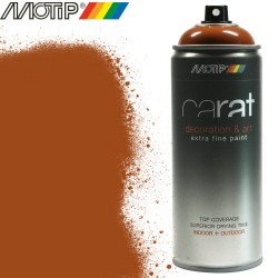 MOTIP CARAT spray brun orange 400 ml