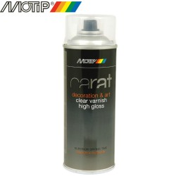 MOTIP CARAT spray vernis transp. brillant 400 ml