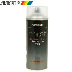 MOTIP CARAT spray vernis transp. mat 400 ml