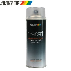 MOTIP CARAT spray vernis transp. satin 400 ml