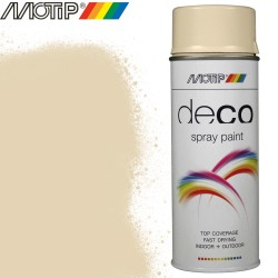 MOTIP DECO spray Ivoire 400 ml