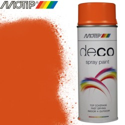 MOTIP DECO orange pastel 400 ml