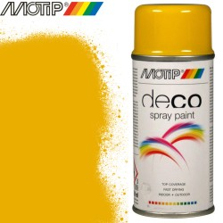 MOTIP DECO spray jaune colza 150 ml