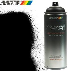 MOTIP CARAT spray noir mat 400 ml