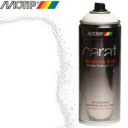 MOTIP CARAT spray blanc 400 ml