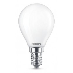Ampoule Boule LED PHILIPS Mate E14 ~40W CW