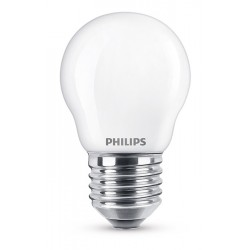 Ampoule Boule LED PHILIPS Mate E27 ~40W WW