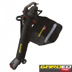 Aspirateur-Souffleur GARDEO Pro 3000W