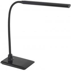 LAORA Lampe de bureau LED noire