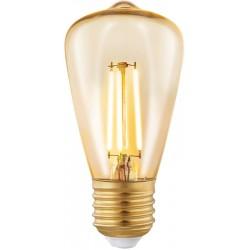 Ampoule LED Vintage cône ST48