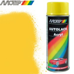 MOTIP AUTO spray jaune zinc 500 ml