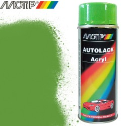 MOTIP AUTO spray vert jaune 500 ml